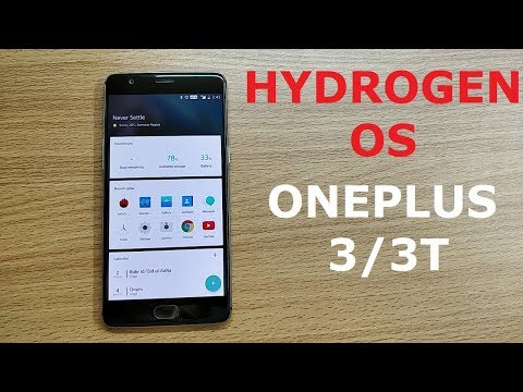 | ONEPLUS 3 / 3T | Latest HYDROGEN OS OPEN BETA 20/14 | New Features | BUG FIX  | Benchmark TEST |