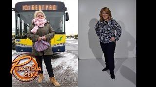 Praktična žena - Transformacija - Sanja - vozač autobusa u potpuno drugačijem izdanju