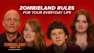 Zombieland Rules For Your Everyday Life // Presented by BuzzFeed & Zombieland Double Tap