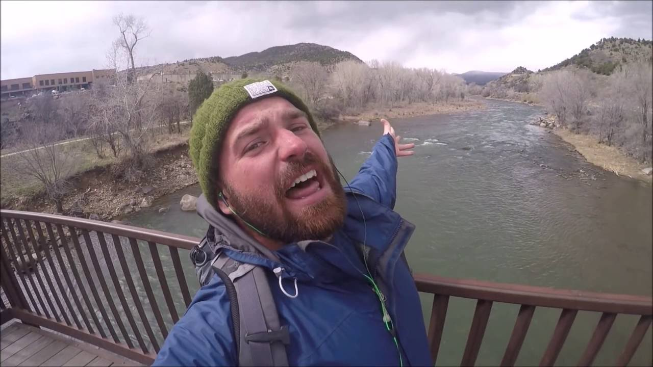 [Here's This Guy's Vacation Video, A 3,100 Mile Walk From LA To Boston] Video