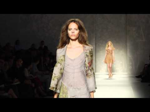 Alberta Ferretti Spring Summer 2011 Preview