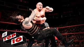 Top 10 Raw moments: WWE Top 10, Feb 6, 2017