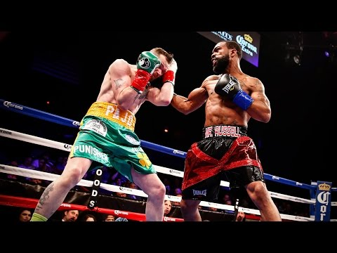 Gary Russell Jr. Defends WBC Featherweight World Championship | SHOWTIME CHAMPIONSHIP BOXING