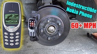 Using NOKIA Phones as BRAKE PADS