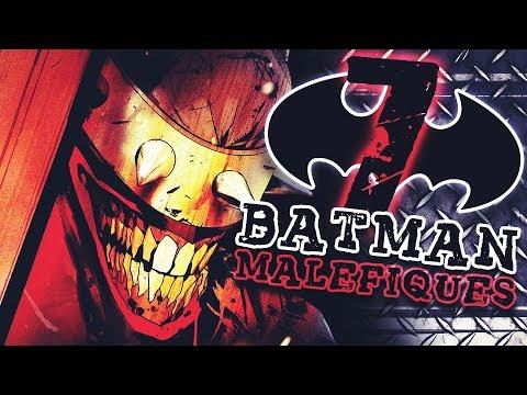 7 BATMAN MALÉFIQUES  -  Batman Metal
