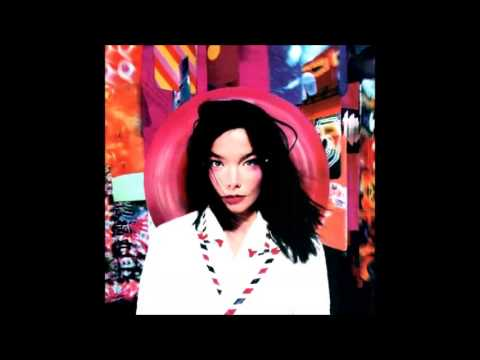 Bjork - Post (Full Album)