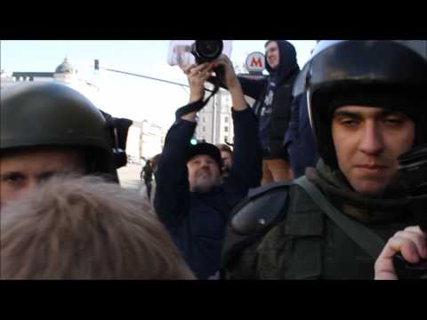 Акция «Димон ответит» в Москве