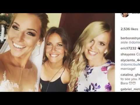 Weddings of Ana Ivanovic and Dominika Cibulkova