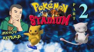 "MK404 Replays Pokémon Stadium PT2 - ""Sleeeeeep...""[Poké Cup R1 - Ultra Ball]"
