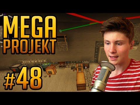 MV SOLAR PANEL mit 64 EU/t + UU MATTER FABRIK - Minecraft Mega Projekt #48 (Dner)