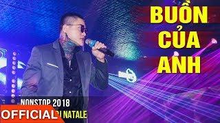 VU DUY KHANH IN OASIS CLUB   Nonstop Buồn Của Anh Remix - DJ Natale 2018 - Nhạc Sàn Cực Mạnh 2018
