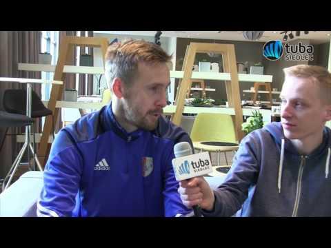 Wywiad z nowym zawodnikiem Pogoni Siedlce Dariuszem Zjawińskim
