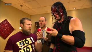 Dr. Shelby helps Daniel Bryan and Kane with anger management: SmackDown, September 14, 2012