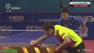Xu Xin vs Sun Wen | China Super League 2019