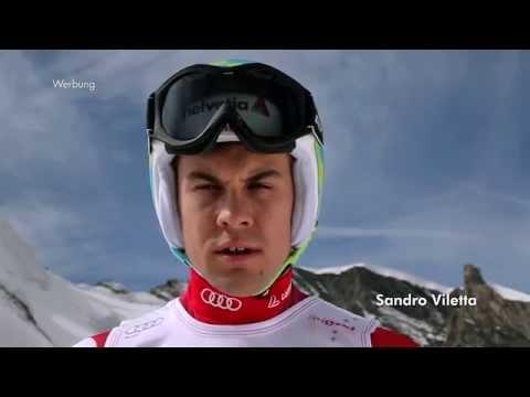 Helvetia Versicherungen: TV-Werbung - Ski Alpin, Sandro Viletta