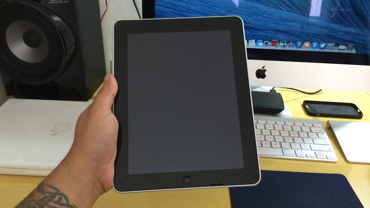 Apple IPad 1st Gen Overview
