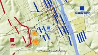 Fredericksburg Battle Story Map