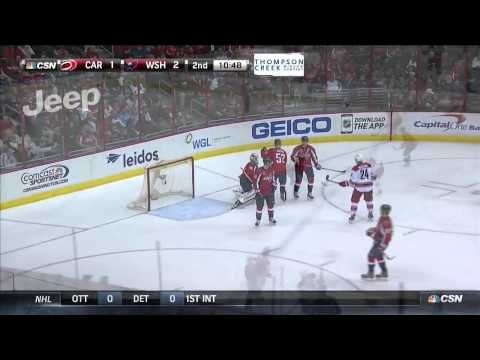 Carolina Hurricanes vs Washington Capitals 31.03.2015