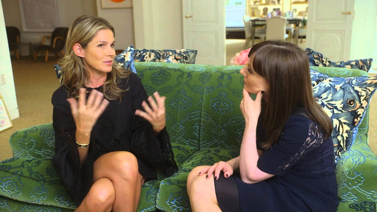 In The Bathroom With Aerin Lauder Youtube