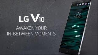 LG V10 Smartphone Смартфон с 2 Экранами