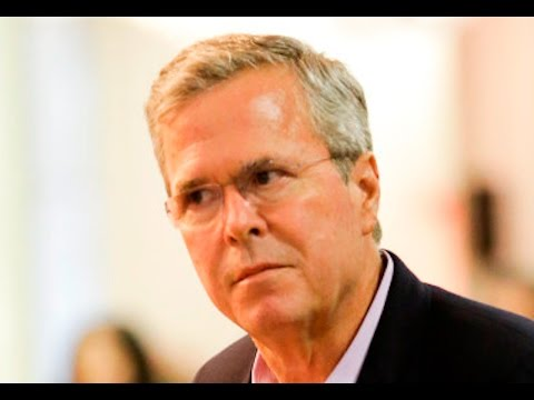 """Jeb Bush: Let's Spend Less On """"Women's Issues"""""""