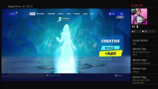 DaniGor09 stream#6 Fortnite  igraq s vas
