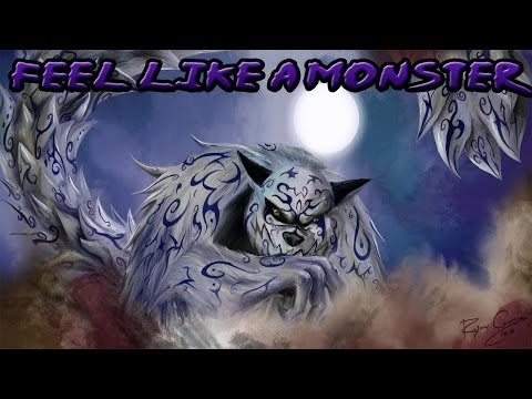 Feel Like A Monster ( Naruto Amv ) video