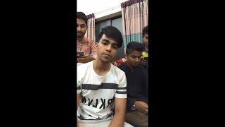 New Facebook Live(About ZakiLove Fights With Them)  - Salman Muqtadir,Shoumik Ahmed ,(Gaan Friendz)