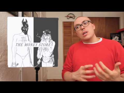 Death Grips- The Money Store ALBUM REVIEW