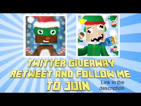 Minecraft CHRISTMAS Avatar Giveaway