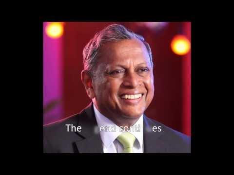 40 Years of Unparallel Excellence - Mr. Hemaka Amarasuriya (CHAIRMAN - SINGER ( SRI LANKA ) PLC)
