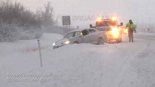 Watertown, NY Severe Snow Storm - 1/5/2017