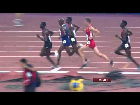 10,000m Final IAAF World Championships Beijing 2015 - Mo Farah