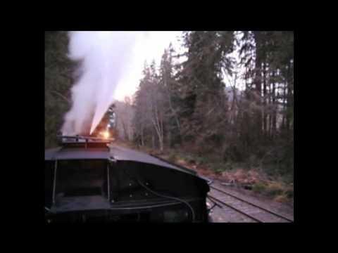 MRSR Snowball express trains 2009