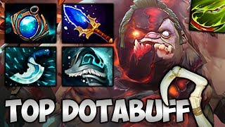 TOP DOTABUFF PUDGE dota 2