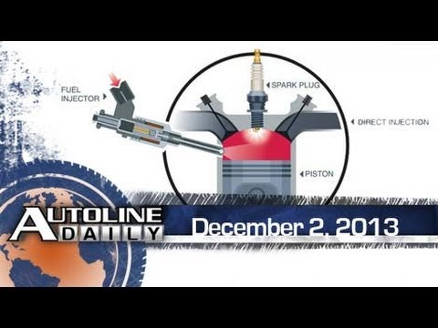 GDI Engines Emit More Particulate Matter - Autoline Daily 1268