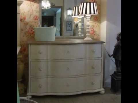 Muebles de estilo provenzal youtube for Mueble provenzal frances