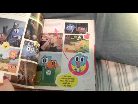 Amazing world of gumball Yearbook review