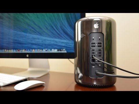 Apple Mac Pro: Unboxing. Overview. & Benchmarks