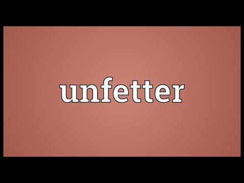 Header of unfetter