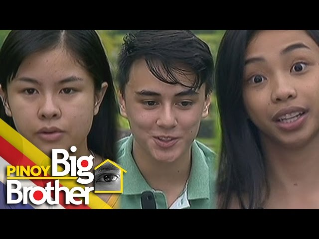 PBB 7 Day 100: Kisses, Edward at Maymay, nagharap sa isang task para sa 3rd big jump challenge flag