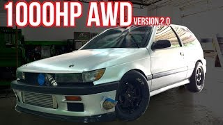 1000HP AWD 4G63 COLT RACE READY! - Journey to 8