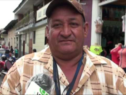 ENTREVISTAS TECHO COLAPSADO OPTICA MATAMOROS