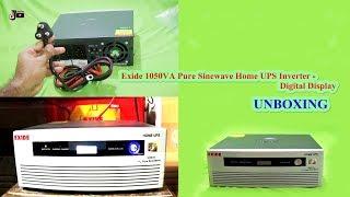 Exide 1050VA Pure Sinewave Home UPS Inverter