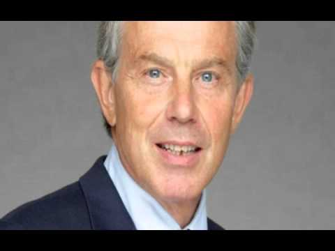 "Tony Blair Slams European and Mid-East Forces That Promote ""Cultural Isolationism"""