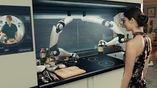 These robotic arms put a five-star chef in your kitchen