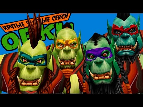 Teenage Mutant Ninja Orcs video