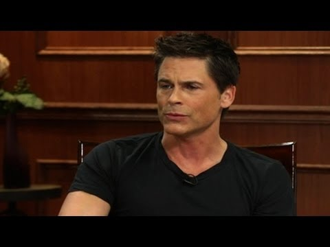 I Was Born Feeling Empty | Rob Lowe  | Larry King Now - Ora TV