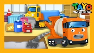 [Learn How Cars Work] #04 Heavy Vehicles l Learn Street Vehicles l Fire Trucks l Poclain
