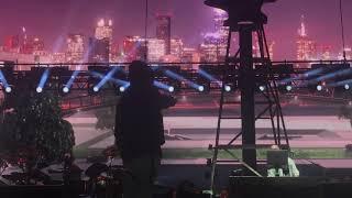 Eminem disses MGK, Live at Brisbane, 2019